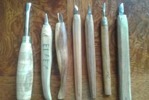 Carving Tools and Knifes