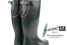The Viking Welly