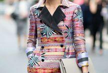 Street Style - LFW Spring 2015