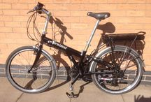 Crank Motor conversions - Electric Bike Conversion - / Here are some of the bikes that we've converted to electric using crank motors