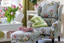 Fotele | Armchair queen