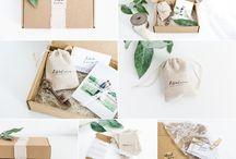 Packaging/Illustrations