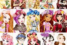 Ever After High FanArts