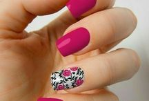 Mother´s nails