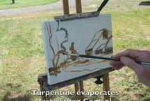 Plein Air Painting / by Gayle Thomas