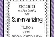 Reading: Summarizing, Retelling, and Story Mapping