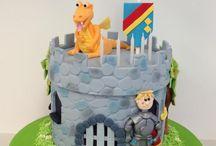 Castel cake boy