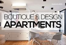Boutique & Design Apartments / http://www.myboutiquehotel.com/mag/short-term-apartment-rental/