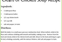 substitute for can soups in recipes