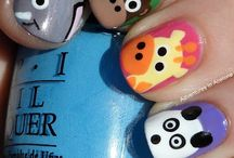 Nail Ideas! / by Shannon Schmid