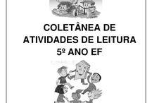 Atividades Português