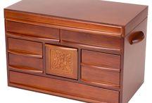 Box wooden - drevený