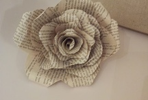 doily paper flowers