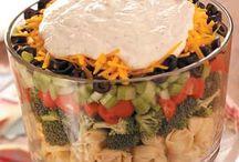 Summer Salads / by Barbara Desing