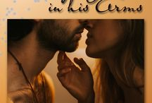 Refuge in his Arms / -- a  romance novel of struggle amid crisis