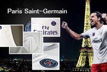 Nouveau Maillot de foot PSG Exterieur 2015 2016 pas cher / Boutique officielle Nouveau 2015 2016 Maillot de foot PSG  Exterieur pas cher