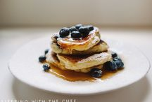 RECIPES | BREAKFAST / A collection of our breakfast recipes