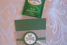 SAINT PAT'S DAY CRAFTS / by Melissa Reese