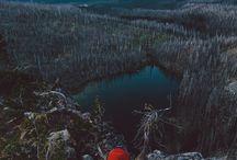 Wild wilderness / Patikointia, luontoa, valokuvauksellisuutta.