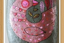 Rock Art / Rock Art and Painted Rocks