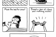 My life / Funny comics ( i do not own any of these comics !! )