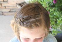 granddaughter's hair ideas