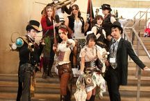 Steampunk Wedding Ideas for Guests / A whole host of ideas for our wedding guests :D - RR