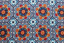 Persianer tiles/eastern jewels