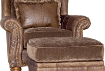 Chair & Ottoman / by Valerie Billings
