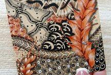 ART...Zentangle by Lily Moon