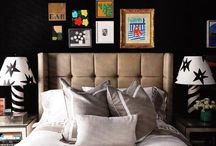 Gallery walls/art / by Rae McConville Interiors McConville