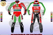 Aleix Espargaro motogp leather suit