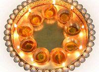Diwali Online Pooja Thali Hamper