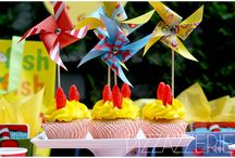 Dr. Seuss Birthday 3/2 / Oh the Places You'll Go!  / by Lindsey Bremner