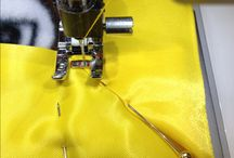 sewing handbags