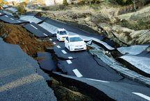 地震、災害