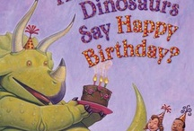 DINO-mite Party ~ Summer Campaign 2016 / Reach Out and Read-Alabama celebrates 10 years with a DINO-mite party this summer!