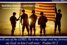 Military / Honoring God & Country