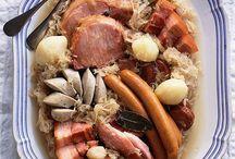 Alsace-Lorraine Region Food