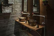 Bar wc