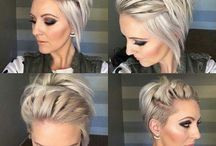Hairstyles / Haircuts and updos