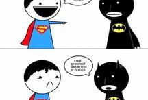 Batman / by Michelle Zimmer