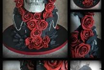 Creepy Cakes / Cakes of morbid awesomeness