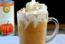 Pumpkin Recipes / Good & drink / by Beverly Gill Watkins