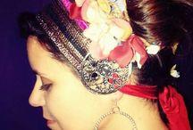 TribalStar / Accesorios y complementos handmade para la danza Tribal