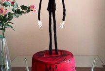 ...my cakes.
