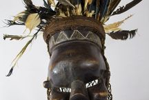 Salampasu Mugongo African Mask
