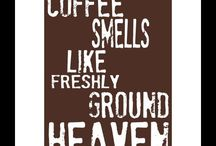 I LOVE COFFEE! / Anything to do with coffee. Decorations, recipes, signs, etc. / by Shelly Wilcox