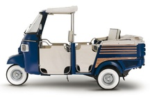 APE / Hop in & go for a spin with our super fun Ape Calessino tour! Great for families, small children or for those who don't want to go on the back of a Vespa. Check out these pins of the iconic Piaggio three wheeled buggy that inspired our tour.