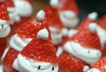 merry chrismas fruit